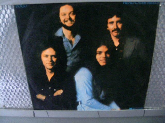 POCO head over heels LP 1976 ROCK MUITO RARO VINIL