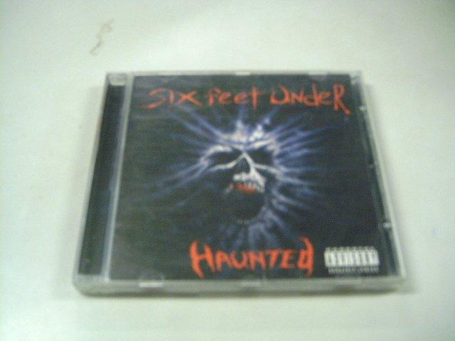 SIX FEET UNDER haunted CD 1995 DEATH METAL