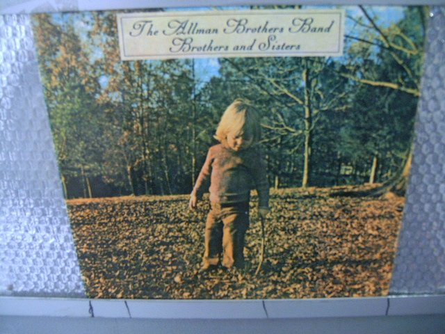 THE ALLMAN BROTHERS BAND brothers and sisters LP 1973 ROCK**