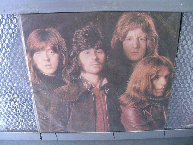 BADFINGER straight up LP 1972 ROCK MUITO RARO VINIL