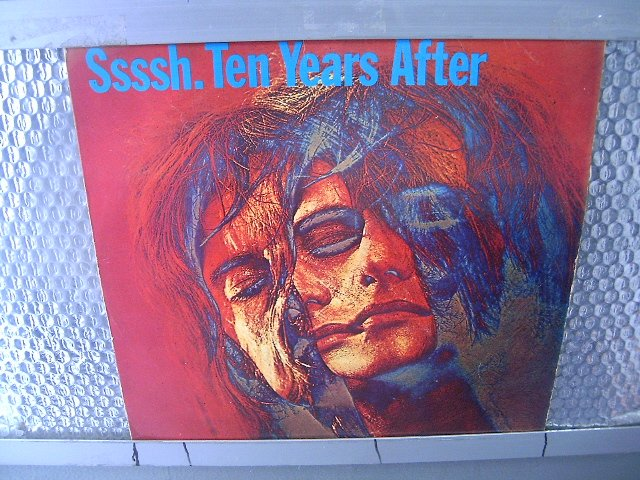 TEN YEARS AFTER ssssh LP 1975 ROCK MUITO RARO VINIL