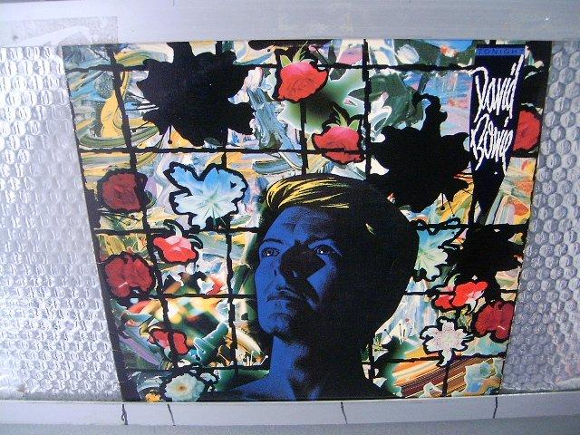 DAVID BOWIE tonight LP 1984 POP MUITO RARO VINIL