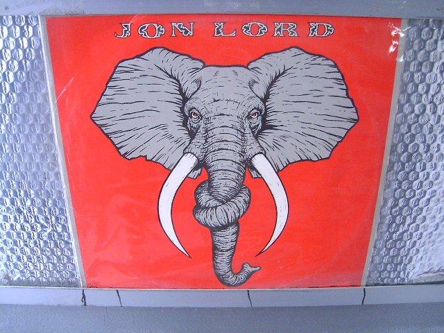 JON LORD before i forget LP 1982 ROCK MUITO RARO VINIL