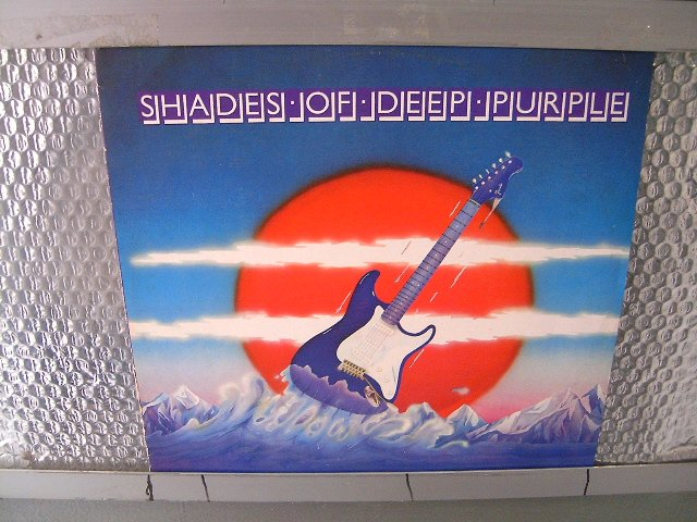DEEP PURPLE shades of deep purple LP 1968 ROCK*