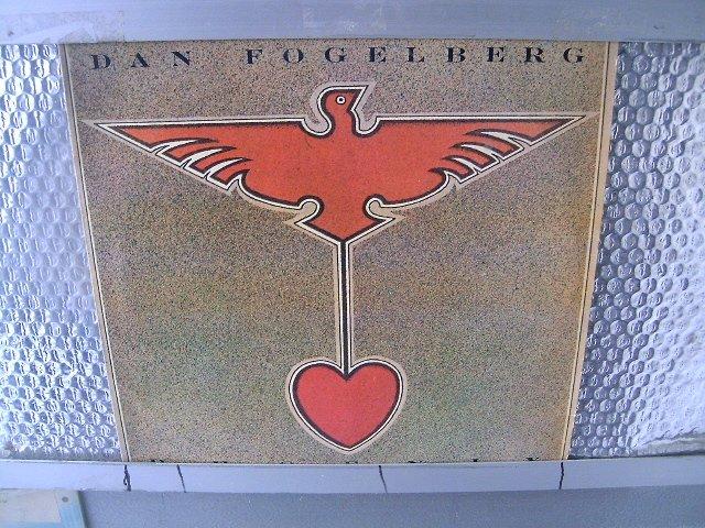 DAN FOGELBERG phoenix LP 1979 ROCK MUITO RARO VINIL