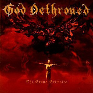 GOD DETHRONED the grand grimoire CD 1997 DEATH METAL