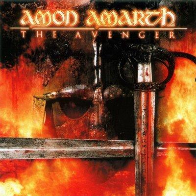 AMON AMARTH the avenger CD 1999 VIKING DEATH METAL
