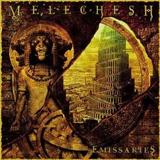 MELECHESH emissaries CD 2006 BLACK METAL