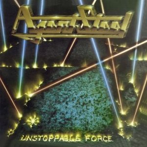 AGENT STEEL unstopable force CD 1987 SPEED THRASH METAL