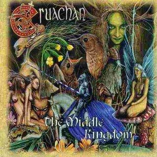 CRUACHAN the middle kingdom CD 2001 FOLK METAL