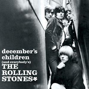ROLLING STONES december's children CD 1965 ROCK