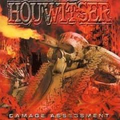 HOUWITSER damage assessment CD 2004 DEATH METAL