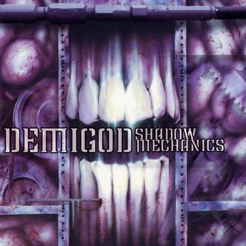 DEMIGOD shadow mechanics CD 2002 BRUTAL DEATH METAL