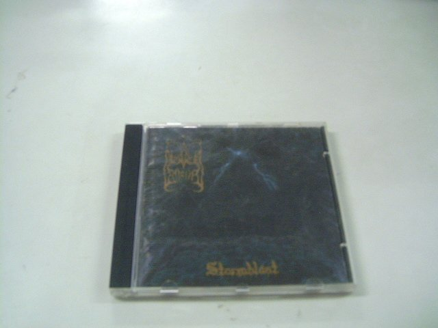 DIMMU BORGIR stormblast CD 1996 ATMOSPHERIC BLACK METAL