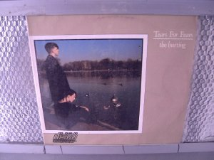 TEARS FOR FEARS the hurting LP 1983 NEW WAVE**