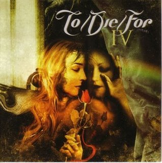 TO DIE FOR IV CD 2005 POP GOTHIC METAL