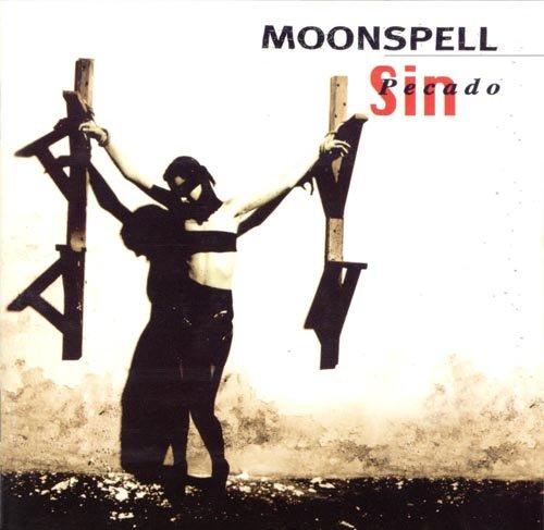 MOONSPELL sin pecado CD 1997 GOTHIC HEAVY METAL