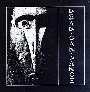 DEAD CAN DANCE dead can dance CD 1984 GOTH MUSIC