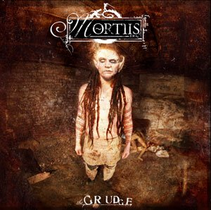 MORTIIS the grudge CD 2004 DARK ELECTRO