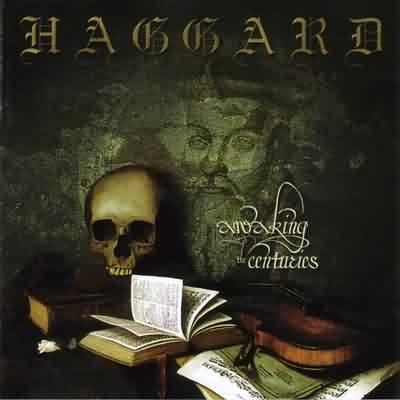 HAGGARD awaking the centuries CD 2000 SYMPHONIC DEATH METAL