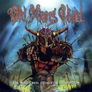 OLD MANS CHILD ill natured spiritual inVasion CD 1998 BLACK METAL