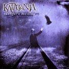 KATATONIA tonight's decision DIGIPACK CD 1999 GOTHIC ROCK METAL