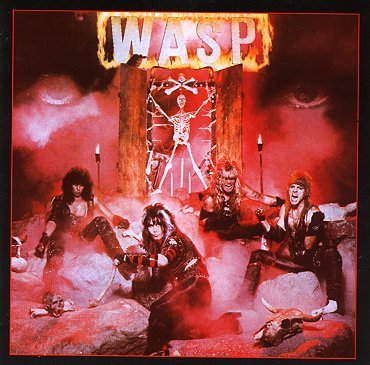 WASP wasp CD 1984 HEAVY METAL