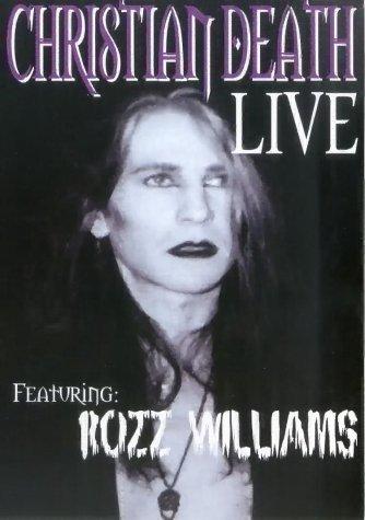 CHRISTIAN DEATH live DVD 2006 GOTHIC ROCK