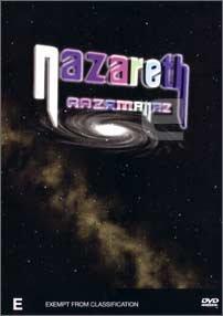 NAZARETH  razamanaz DVD 1985 ROCK