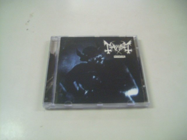 MAYHEM chimera CD 2004 BLACK METAL