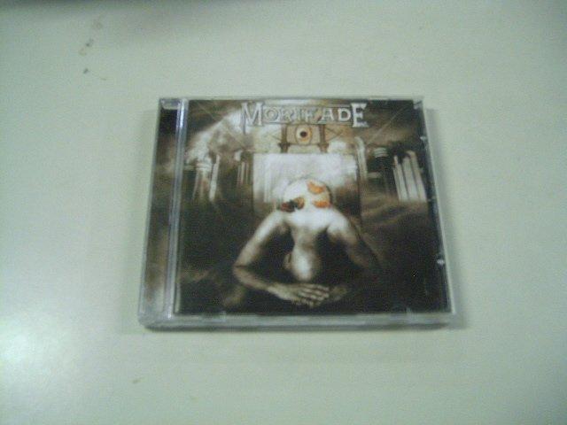 MORIFADE domi nation CD 2003 HEAVY METAL