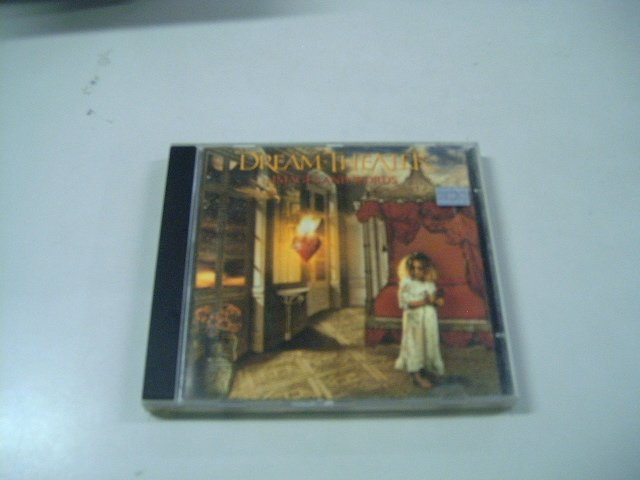 DREAM THEATER images and words CD 1992 PROGRESSIVE METAL**