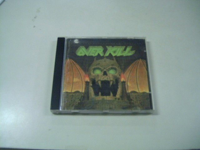 OVERKILL the years of decay CD 1989 THRASH METAL