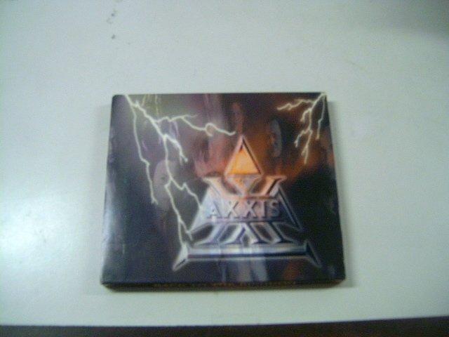AXXIS back to the kingdom SLIPCASE CD 2000 HARD HEAVY