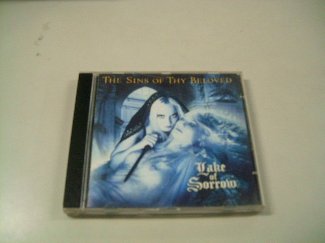 THE SINS OF THY BELOVED lake of sorrow CD 1998 GOTHIC DOOM METAL