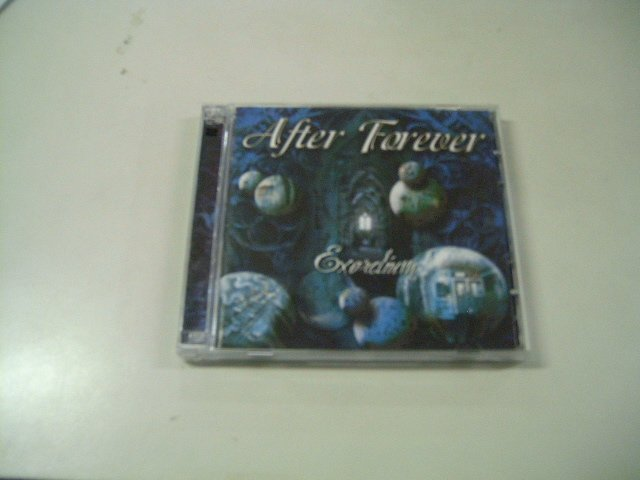 AFTER FOREVER exordium CD + DVD 2003 GOTHIC HEAVY METAL