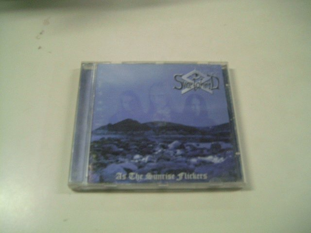 SVARTAHRID as the sunrise flickers CD 2000 BLACK METAL
