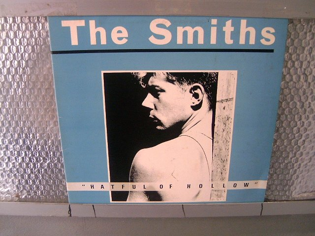 THE SMITHS hatful of hollow LP 1985 POS PUNK
