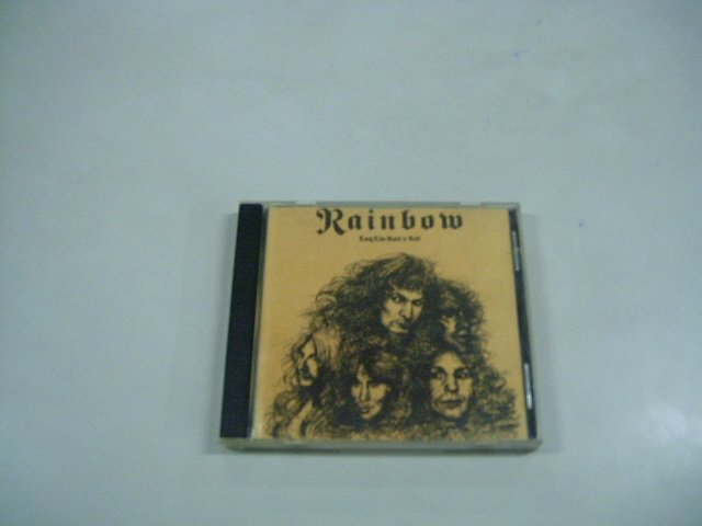 RAINBOW long live rock and roll CD 1978 HARD ROCK