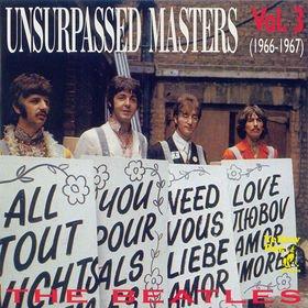 BEATLES unsurpassed masters vol.3 (1966 - 1967) CD ? ROCK