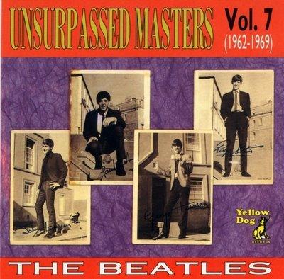 BEATLES unsurpassed masters vol.7 (1962 - 1969) CD ? ROCK