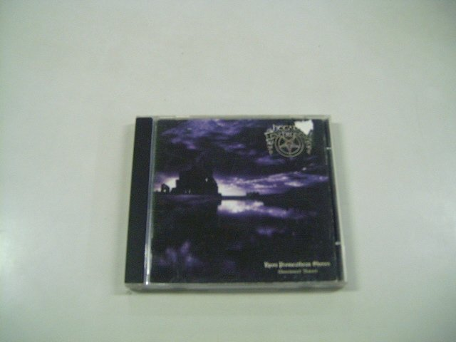HECATE ENTHRONED upon promeathean shores 1995 BLACK METAL