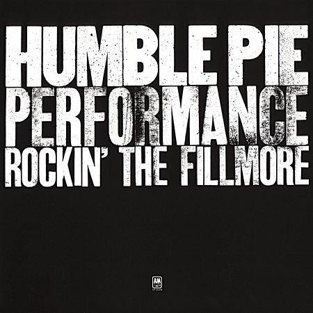 HUMBLE PIE performance rockin' the fillmore CD FORMATO MINI VINIL CAPA DUPLA 1971 ROCK