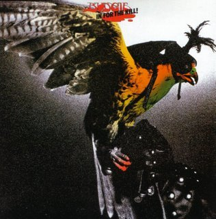 BUDGIE in for the kill CD 1974 HARD ROCK