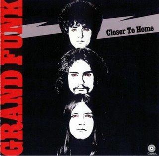 GRAND FUNK RAILROAD closer to me CD FOMATO MINI VINIL 1970 HARD ROCK
