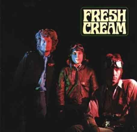 CREAM fresh cream CD FORMATO MINI VINIL 1997 ROCK