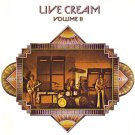 CREAM live cream volume 2  MINI VINYL CD 1972 ROCK