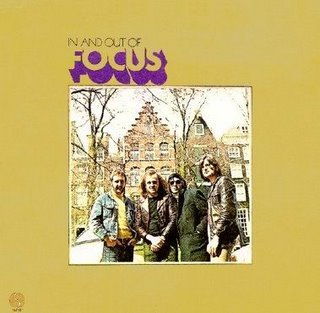 FOCUS in & out of focus CD FORMATO MINI VINIL 2001 PROGRESSIVE ROCK