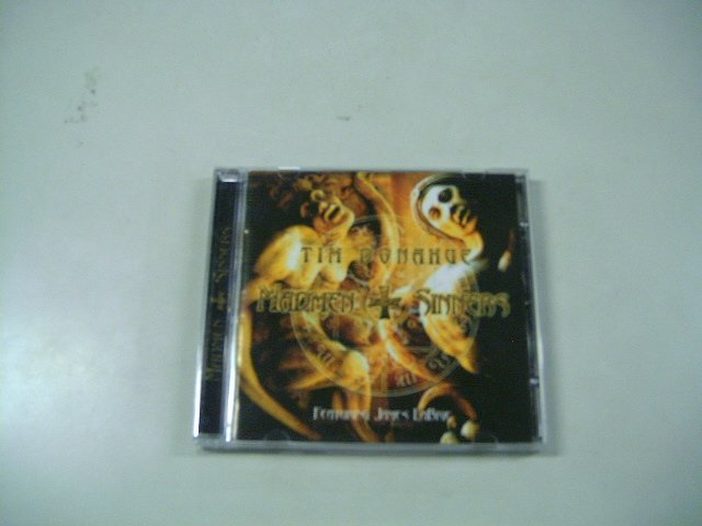 MADMEN AND SINNERS madmen and sinners CD 2003 HEAVY METAL