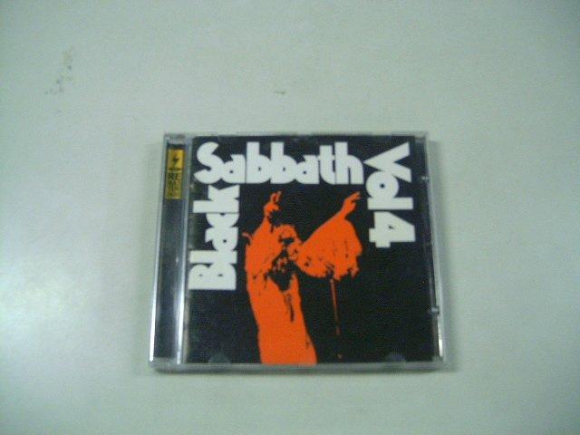 BLACK SABBATH vol.4 CD 1972 HEAVY METAL